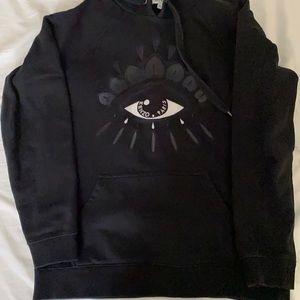 Kenzo eye hoodies